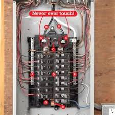 wiring a breaker box breaker boxes 101 box Main Electrical Panel Wiring Diagram breaker box safety how to connect a new circuit main electric panel wiring diagram