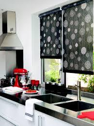 Roller Blinds In Kitchen Kitchen Blinds Amanda For Blinds Curtains