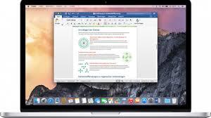 Mircosoft Word For Mac Office Für Mac Bringt Dunkelmodus Und Schließt Sicherheitslücken