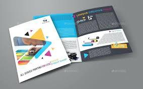 2 Folded Brochure Template Two Fold Brochure Template Free Chanceinc Co