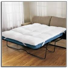 sofa bed mattress topper queen awesome living room sofa
