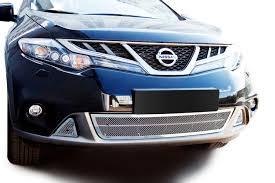 <b>Накладка решетки бампера</b> Fancycar для Nissan Murano (Z51 ...