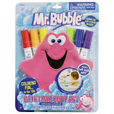 mr. bubble | Mr. Bubble - Bathtime Body Art | Mista bubble | Pinterest