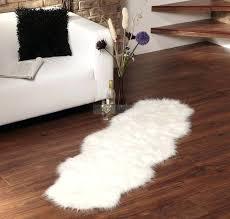 best faux sheepskin rug images on animal skin rugs blankets uk fur throw