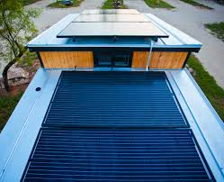 solar powered tiny house. Solar-panels-tiny-house-roof Solar Powered Tiny House P