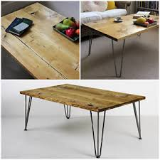 image is loading handmade coffee table hairpin legs retro industrial rustic