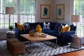 photo 10 of 10 navy blue sofa decorating ideas yellow navy blue sofa living room delightful navy blue sofa