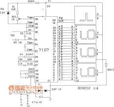 digital ac voltmeter circuit diagram the wiring diagram voltmeter circuit page 3 meter counter circuits next gr circuit diagram