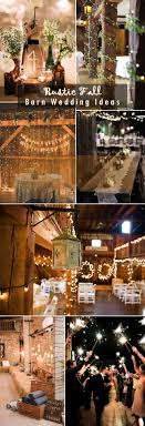 rustic wedding lighting ideas. exellent lighting rustic barn wedding lighting decor inspiration on ideas i