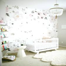 baby girl nursery wallpaper ideas bedroom full size sets floral in pink and  room designs . baby girl nursery wallpaper ...