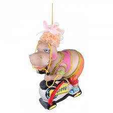 Hänger Hippo Spinning