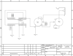 set of lil 59 s in a tele peavey actually sent me a drawing of the wiring it s indeed complicated