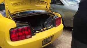 how to install sequential tail light kit 2005 ford mustang