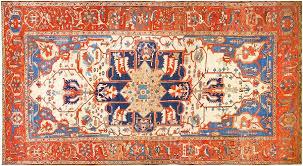 antique persian serapi carpets