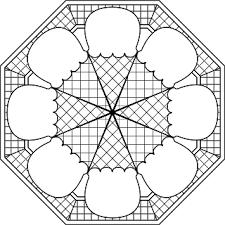 Mandala Ijsje Thema Ijsjes Zomer Kleurplaten Mandala