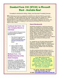 Sf330 Form Fill Online Printable Fillable Blank Pdffiller