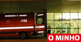 Discussão entre casal em Amares termina no hospital