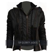 classic rider new men s slim fit double zipper motorcycle biker leather jacket top celebrity jackets