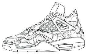 air drawing at free for personal use air dimension forum view topic jordan shoes coloring pages