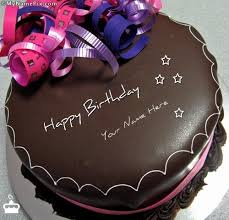 happy birthday chocolate cake with name. Beautiful Birthday To Happy Birthday Chocolate Cake With Name M