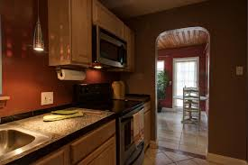 Bungalow Kitchen Staged Cozy 1940s St Pete Bungalow Cardinal Designs And