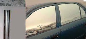 chrome window tint. Modren Tint Image Is Loading 201ROLLChromeMirrorWindowTintFilm Throughout Chrome Window Tint M