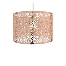 traditional rose gold lamp shade at large moroccan copper bronze cut out pendant ceiling light jpg