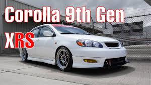 Toyota Corolla 9th Gen XRS: Carolina, P.R. - YouTube
