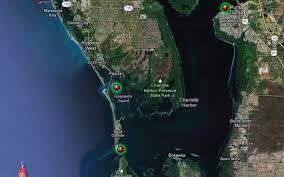 Charlotte Harbor Tide Chart Pine Island Florida Map Hot Trending Now