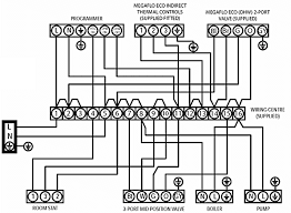 mid position valve wiring diagram wirdig valve in conjunction a 3 port mid position valve system y plan