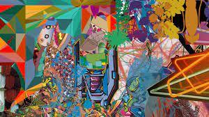 Modern Art Wallpaper - 2000x1125 ...