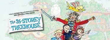 Book Review The 26 Storey Treehouse By Andy Griffiths U2013 Critter The 26 Storey Treehouse