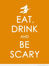 Best funny Halloween quotes, cards, wallpapers
