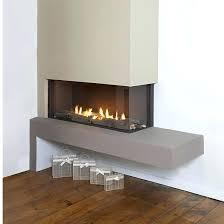 corner gas fireplace fireplaces unit insert corner fireplace
