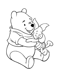 Coloring Pages Winnie The Pooh Gif Animation For Share C Pnggif