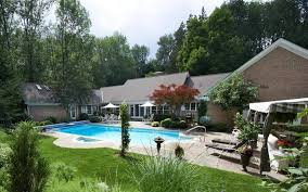 Image Patio Luxurious Backyard Pool Design And Layout Don Pedro 35 Luxury Swimming Pool Designs To Revitalize Your Eyes