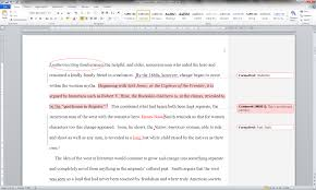 electronic annotation of student essays out grademark  word annotation