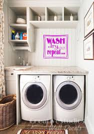 Diy Laundry Room Decor Baby Nursery Breathtaking Simple Small Laundry Room Ideas