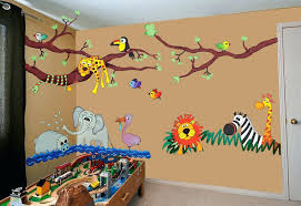 jungle wall decals jungle wall decals jungle wall decals for baby room