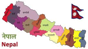 nepal map  youtube