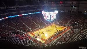Pinnacle Bank Arena Section 308 Nebraska Basketball