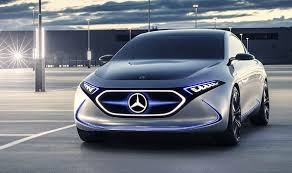 Mercedes Benz Concept Eqa Electric Car To Take On Tesla Model