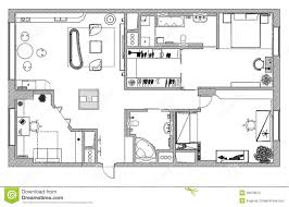 furniture is on architect plan architect furniture