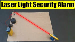 How To Make A Laser Light Security System How To Make A Laser Light Security Alarm System