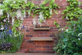 garden wall fountains water features nice looking 16 wisteria brick garden wall water feature fountain waterfall