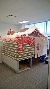 Image Office Cubicle Detectview 60 Gorgeous Office Christmas Decorating Ideas