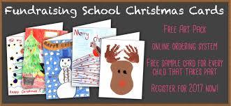 Photo Christmas Card School Christmas Cards Class Fundraising
