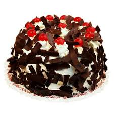 Black Forest Birthday Cakes India