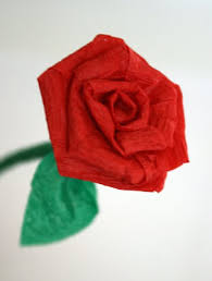 Making Flower Using Crepe Paper Filth Wizardry Mini Roses From Dollar Store Crepe Paper Streamers