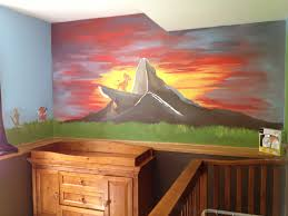 Lion King Bedroom Decorations Lion King Mural Murals By Whitney Pinterest Change 3